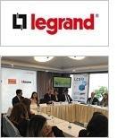 Legrand kablolama sistemleriyle ideal performansı sunuyor
