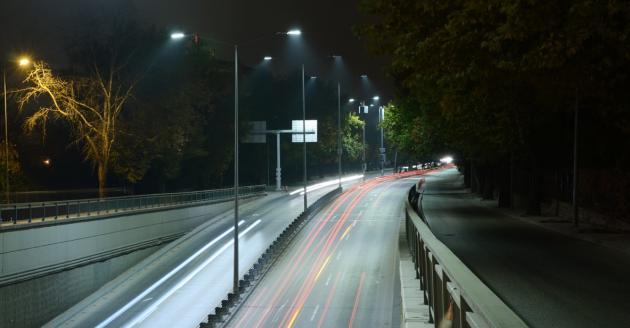Ankara protokol yolu yeni hali - 1